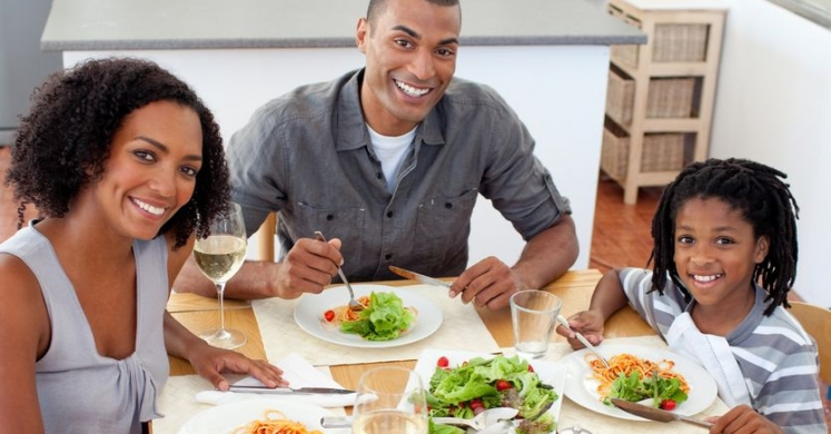 Celebrating National Family Meals Month