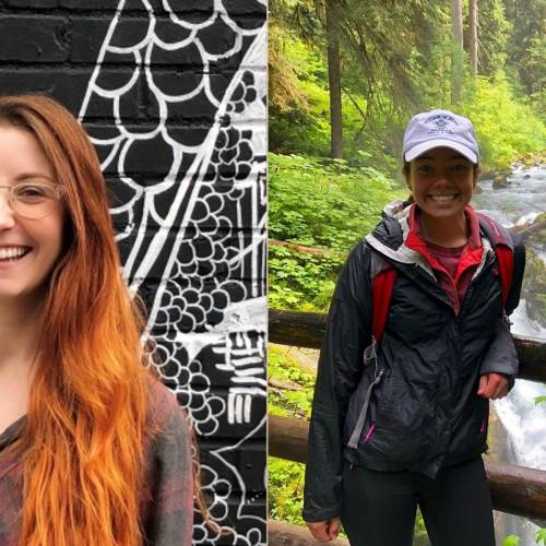 Meet a Scientist: Lauren Schricker and Rachel Reeb