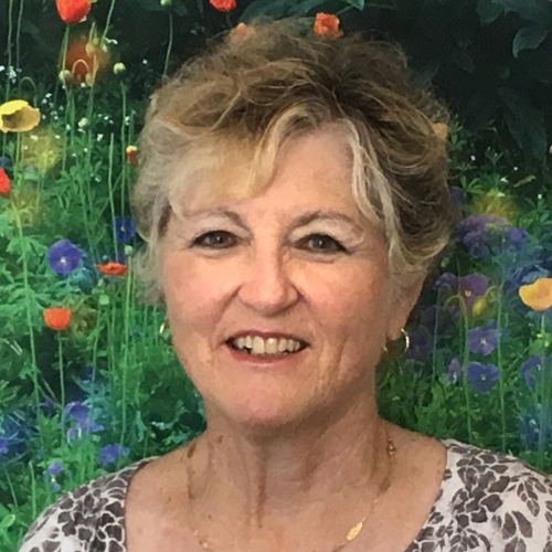 Volunteer Spotlight: Marjory Lenox