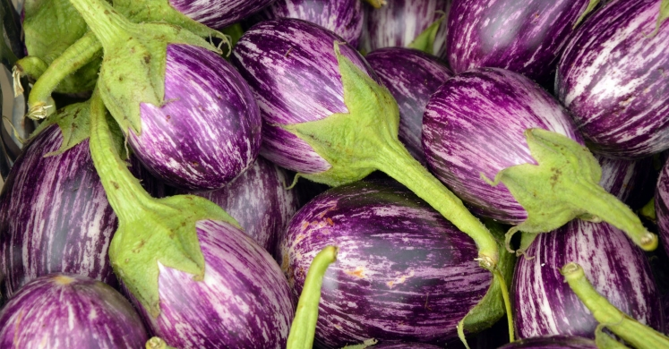 What We're Cooking With Now: Eggplant