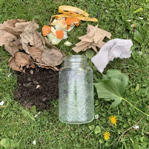 Compost in a Jar