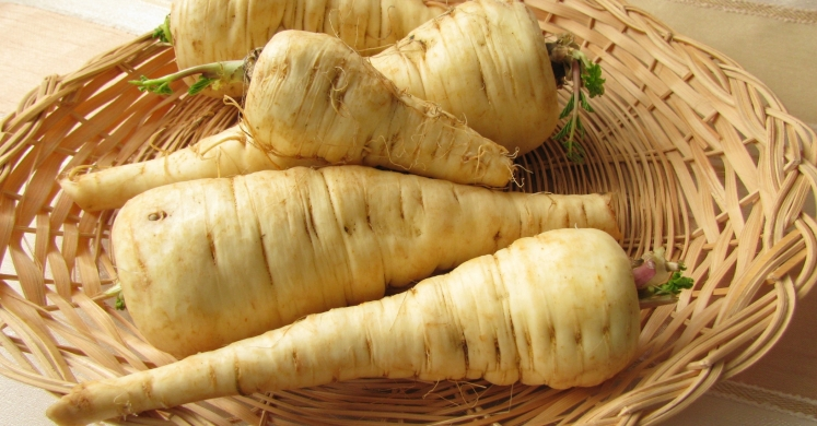 What We're Cooking With Now: Parsnips