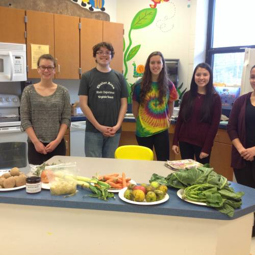Health in Motion: The CSA Farm-Share: A Shaler Area Community Focus