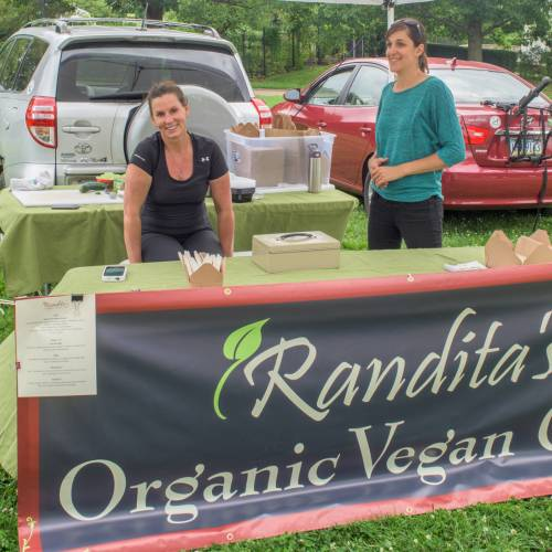 Featured Farmer: Randita's Organic Vegan Café
