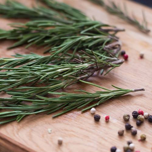 What We're Cooking With Now: Rosemary