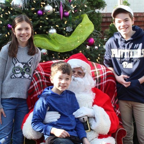 Phipps' Santa Claus Cherishes Every Child and Every Letter