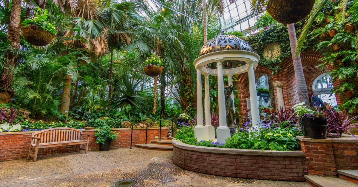 This Week At Phipps May 23 29 Phipps Conservatory And Botanical Gardens Pittsburgh Pa