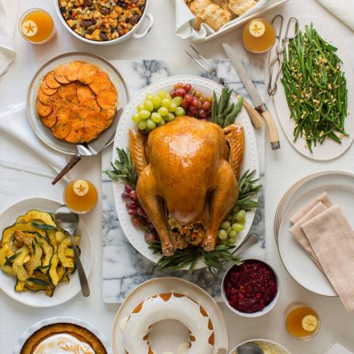 A Thoughtful Thanksgiving: Southern Edition