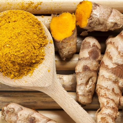 What We're Cooking With Now: Fresh Turmeric Root