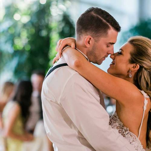 Weddings Under Glass: Deanna and Zack