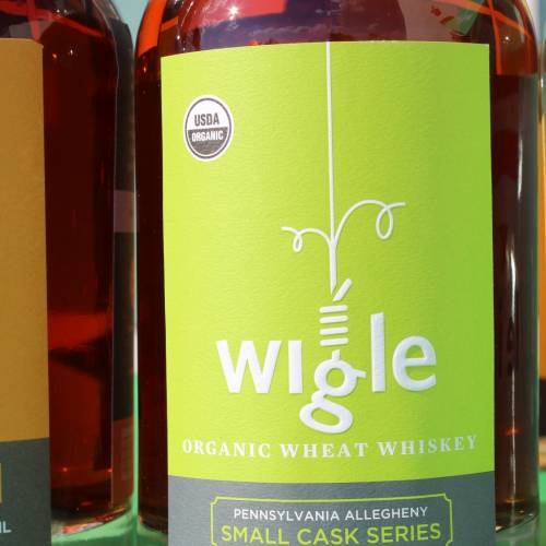 At The Market: Wigle Whiskey