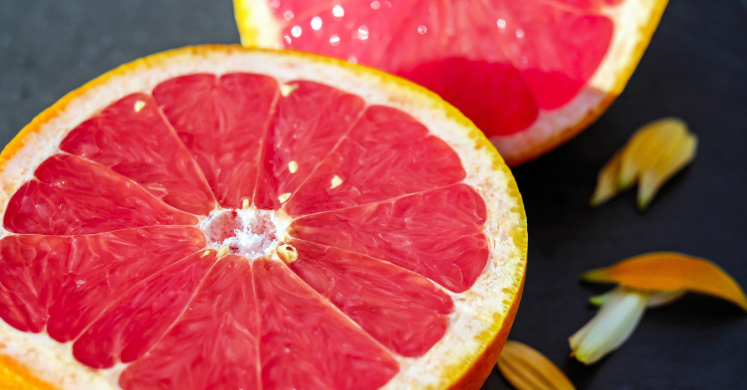 What We're Cooking With Now: Grapefruit