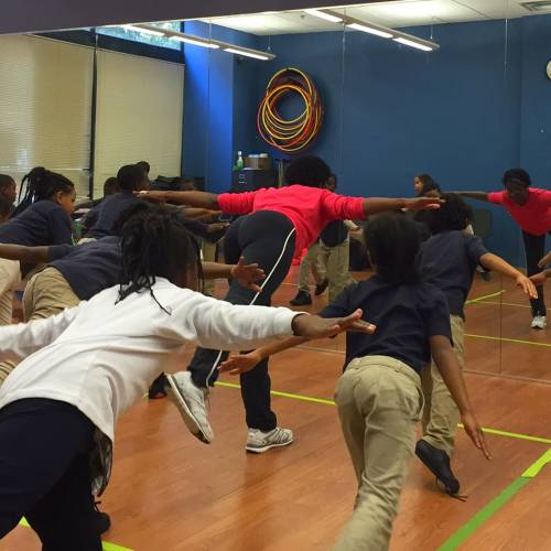 Health in Motion: Time to Healthy Snack UP with Urban Pathways K-5 College Charter School
