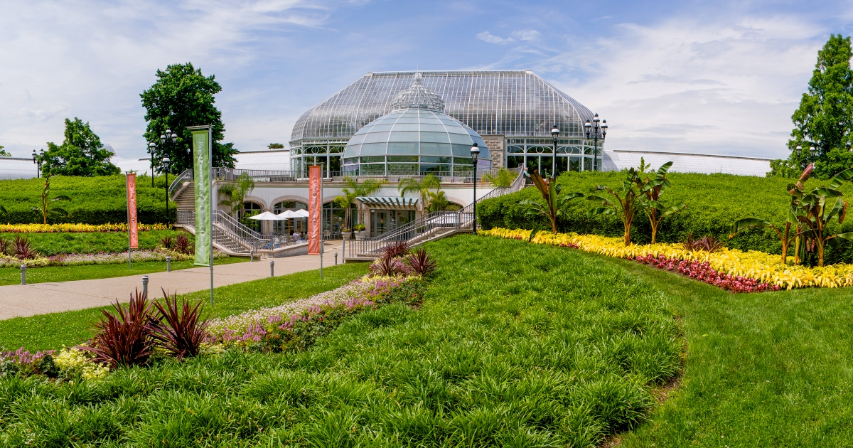 Image result for Phipps Conservatory and Botanical Gardens