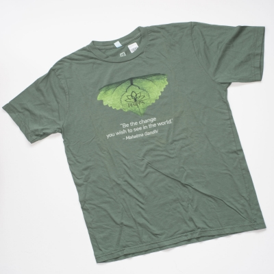 """Be the Change"" T-Shirt"