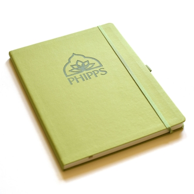 "Phipps Sustainable ""A-peel"" Journal"