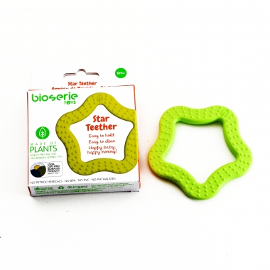 Plant-Based Baby Star Teether