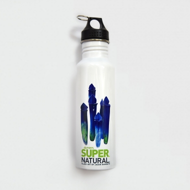 "SUPER. NATURAL. ""Pitcher"" Stainless Steel Water Bottle"