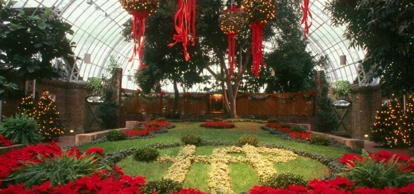1993 | Phipps Conservatory and Botanical Gardens | Pittsburgh PA
