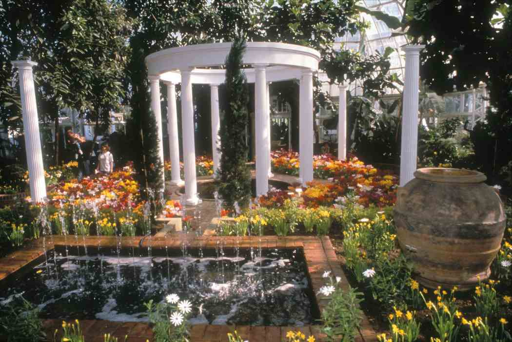 Spring Flower Show 1998: Myths of Spring