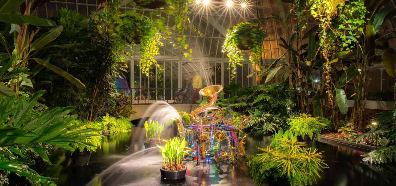 Victoria Room | Phipps Conservatory and Botanical Gardens ...