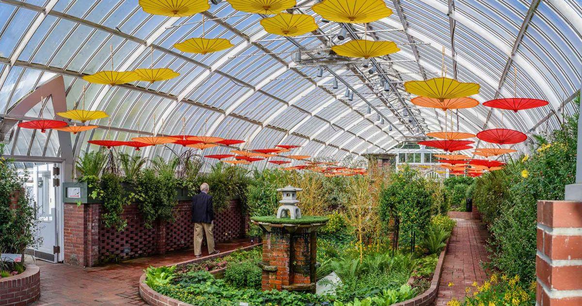 Fall Flower Show 2015 Kiku No Hana Phipps Conservatory And Botanical Gardens Pittsburgh Pa
