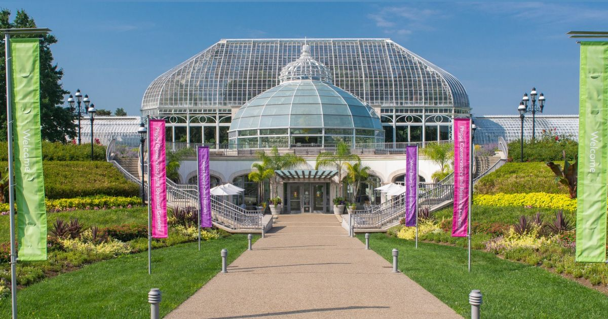 Visit And Explore Phipps Conservatory And Botanical Gardens Pittsburgh Pa