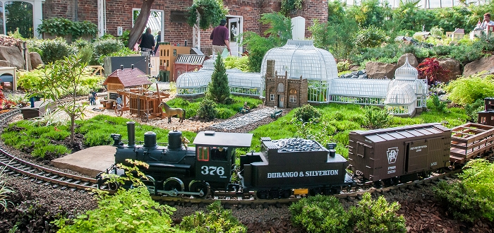 Garden Railroad: 200 Years of Pittsburgh