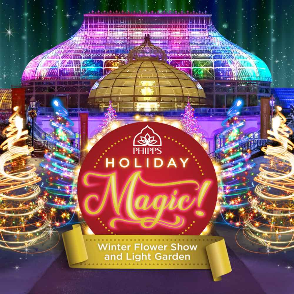 Christmas In Pittsburgh 2019.Exhibits And Events Phipps Conservatory And Botanical