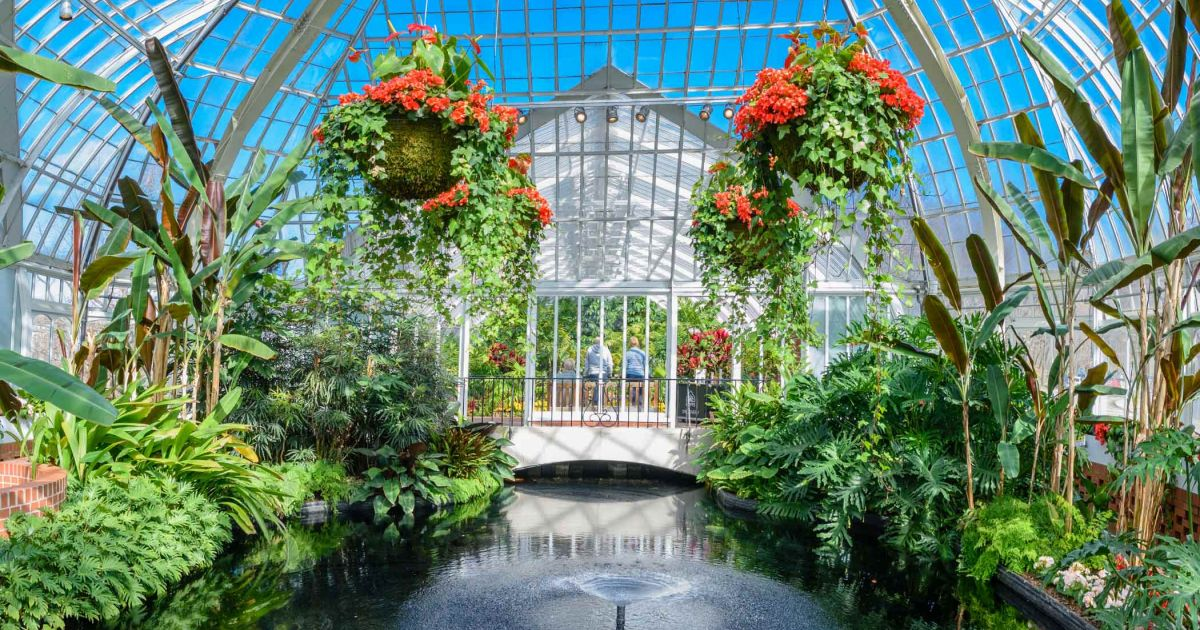 Corporate Partnership Phipps Conservatory And Botanical Gardens Pittsburgh Pa