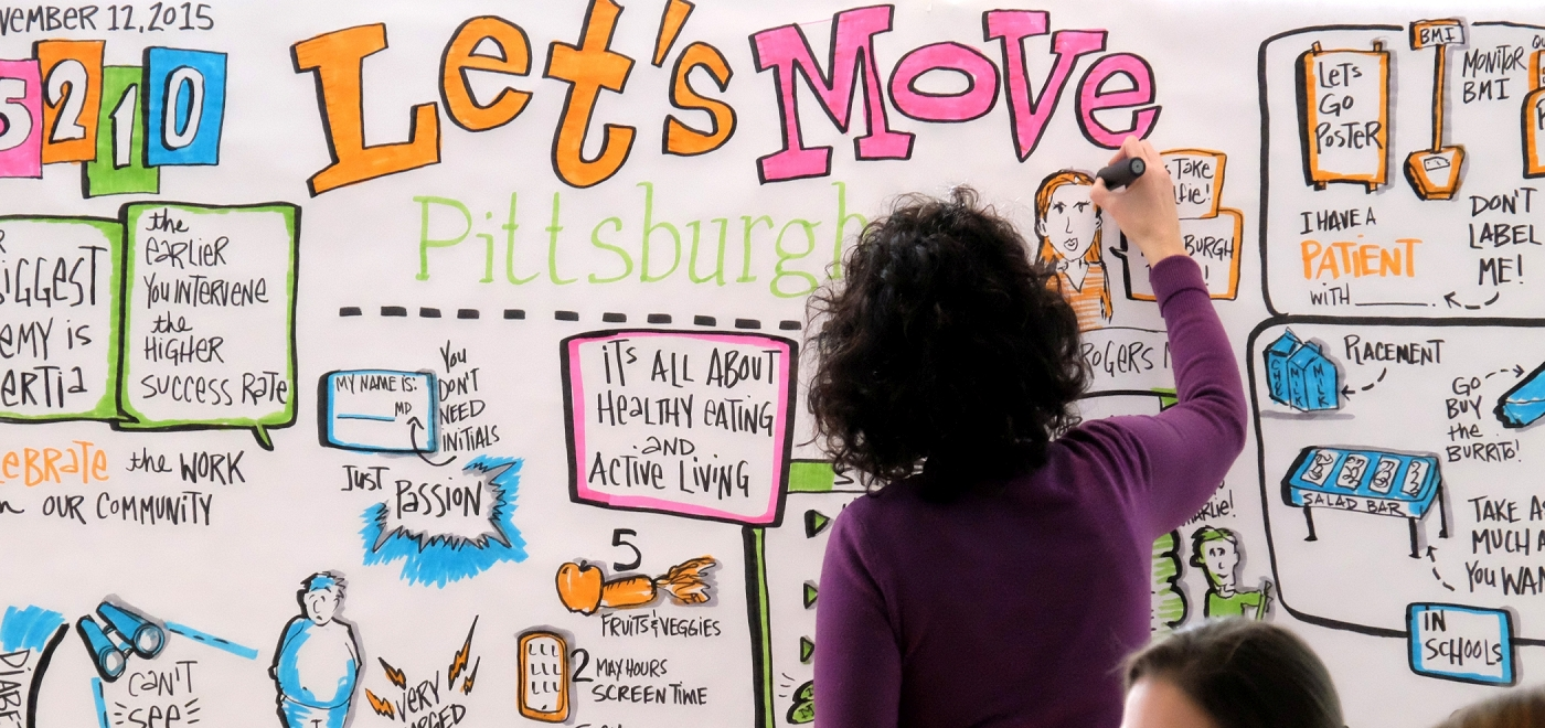 Let's Move Pittsburgh Symposium: Growing Healthy Children